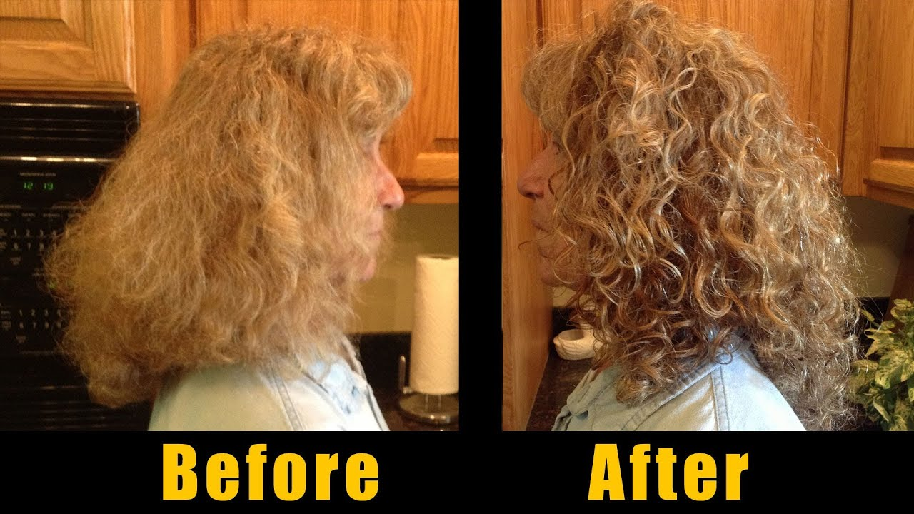 Styling Curly Hair Fran S Easy Frizz Free Taming Routine
