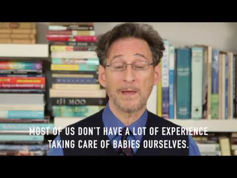 Why does caring for a baby seem so hard?