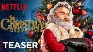 THE CHRISTMAS CHRONICLES Official Trailer 2018 Kurt Russell, Netflix Movie