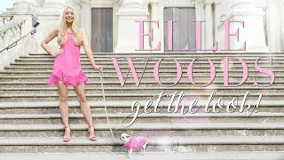 ELLE WOODS 'LEGALLY BLONDE' INSPIRED GET THE LOOK | Freddy My Love