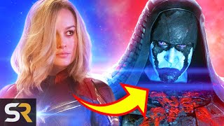 All The Ways Captain Marvel Connects To The MCU