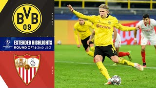 Borussia Dortmund vs. Sevilla: Extended Highlights | UCL on CBS Sports