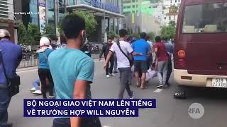 Bộ Ngoại giao VN lên tiếng về trường hợp Will Nguyễn
