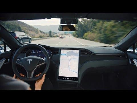 Model S+X Support   Navigate on Autopilot