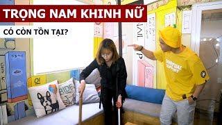 Trọng nam khinh nữ có còn tồn tại? (Oops Banana Vlog #49)