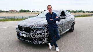 Preview: Malmedie on a secret mission. THE BMW X6 M.