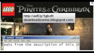 Lego Pirates Of The Caribbean Game Cheats Codes 2011 Youtube