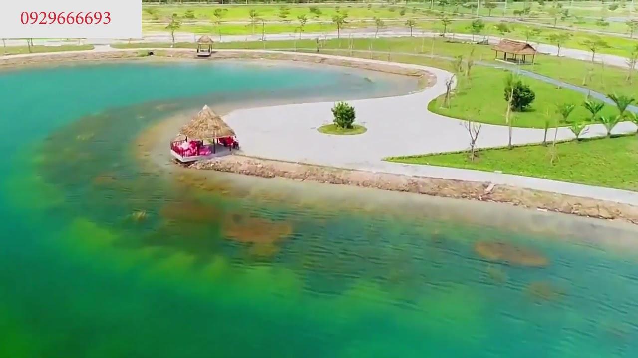 Bán đất nền Daresco Đức Hòa 3, giá trực tiếp từ CĐT, gần sở thú Safari, thổ cư 100%, sổ hồng riêng video