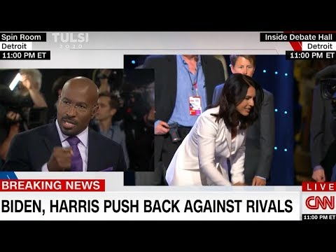 Van Jones: Tulsi Has No Fear
