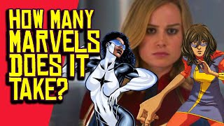 Captain Marvel 2 RENAMED The Marvels! Brie Larson Being PHASED OUT of the MCU?!