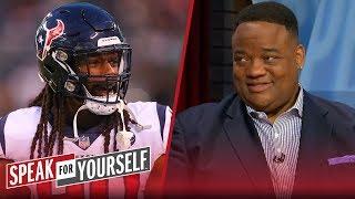 Texans trading Clowney is smart & Deshaun Watson gets some help— Whitlock | NFL | SPEAK FOR YOURSELF