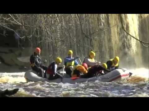1/12 Parvetamine - rafting Eestimaa jõgedel ja kärestikel