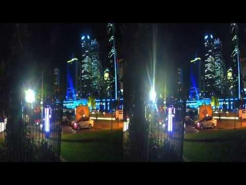 Vivid Sydney in 3D - 2013 - GoPro 3D