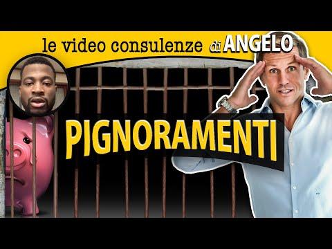 La BANCA PUO' PIGNORARE qualsiasi conto corrente | avv. Angelo Greco