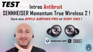 Sennheiser Momentum True Wireless 2 Review : List of Ratings