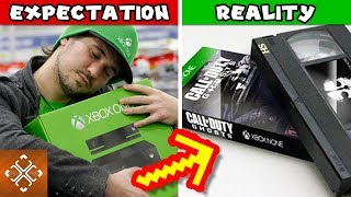 20 XBOX and PLAYSTATION Biggest MISTAKES And FAILS