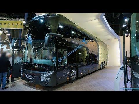 İki Katlı VDL Futura DD & VDL Futura - Busworld Kortrijk (Dehşet Otobüs)