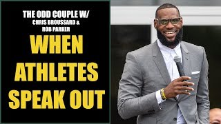 Chris Broussard & Rob Parker: When Athletes Speak Out