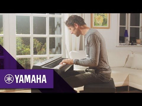 P-121 Digital Piano Overview | Yamaha Music