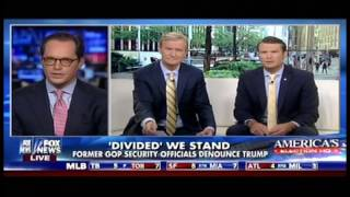 Fox News Hosts All But Beg GOP Defector To Support Donald Trump