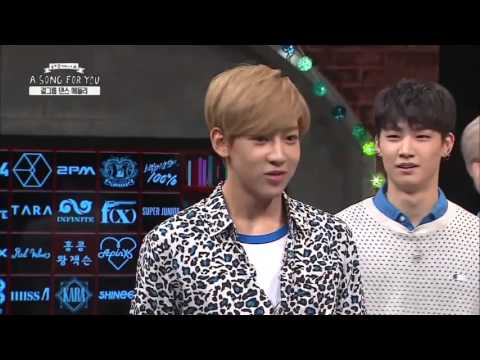 [K-POP] Boy groups dancing to girl groups Part 1 (BTS, Infinite, Teen Top....)