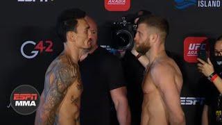 Max Holloway on Calvin Kattar's trash talk: 'He's picking on the wrong freshman' | ESPN MMA