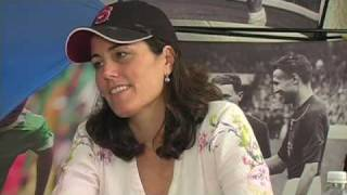 Julie Foudy 60 Second Interview