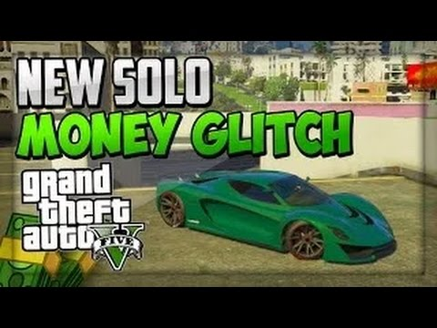 GTA 5 SOLO Money Glitch AFTER PATCH 1.15 - GTA 5 Glitches - GTA 5 Online Money Glitch - MW3Stream  - hjImEFxWVa4 -