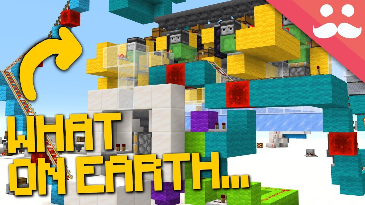 Minecraft+Bedrock-+Sahara+Tutorial