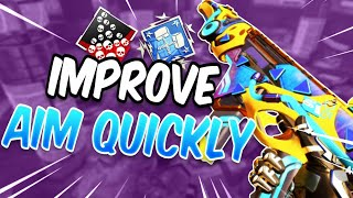 Fixing YOUR Apex Legends Biggest Weaknesses : Ep. 4 (Improving Aim)