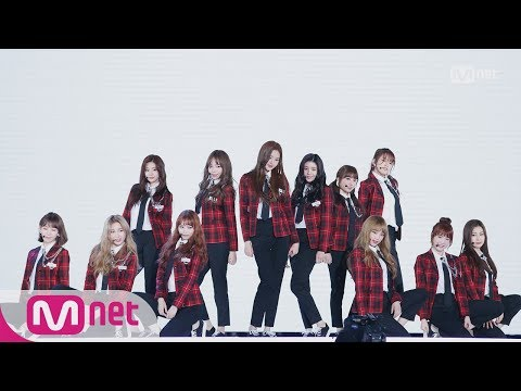 [2018 MAMA PREMIERE in KOREA] IZ*ONE_Energetic / Wanna One 181210