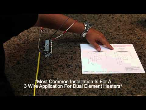 How to Install Infratech Duplex Stack Switch Assemblies