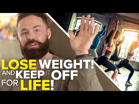 7 Simple Tips to Lose Weight + Keep it Off
