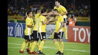Ceres Negros 4-2 Yangon United FC (AFC Cup 2018 ASEAN Zone Semi-Final: First Leg)