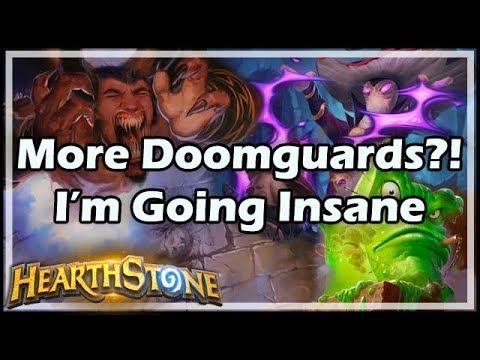 [Hearthstone] More Doomguards?! I'm Going Insane