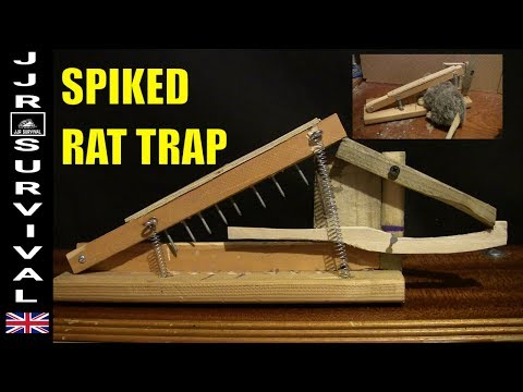 Spiked Rat Trap