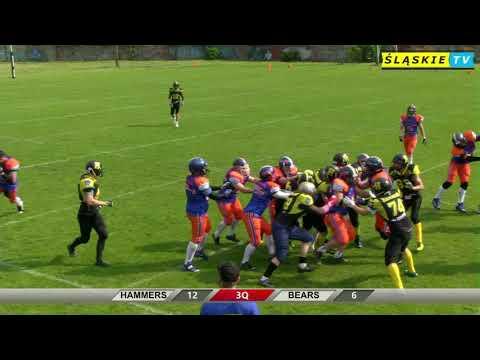 LFA2 2019: Hammers Łaziska Górne - Przemyśl Bears 12:6