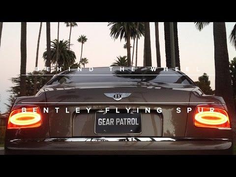 2014 Bentley Flying Spur Dark Cashmere