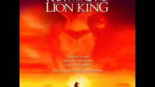 The Lion King 2- He Lives In You w/Lyrics