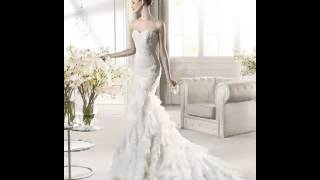 فيديو فساتين زفاف 2014