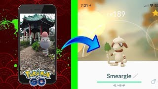 NEW SMEARGLE RELEASE SOON IN POKEMON GO?! MORE EVIDENCE FOUND!