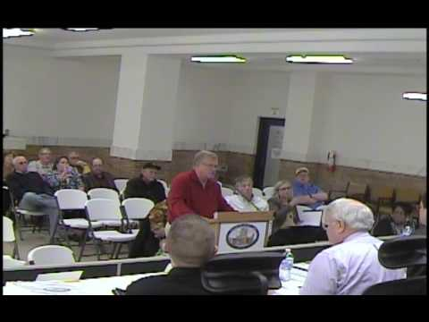 2017-02-14 Board of Supervisors Meeting Part 2 of 2
