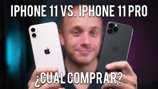 iPhone 11 vs iPhone 11 Pro: Cuál comprar?