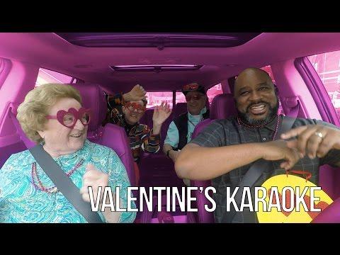 Carpool Karaoke Valentine's Day Teaser #1