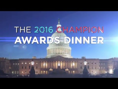Senator Orrin Hatch - 2016 CompTIA Tech Champion Award