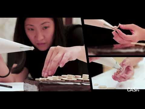 Menghias Kue Ala Arsitek dan Desainer Part 2