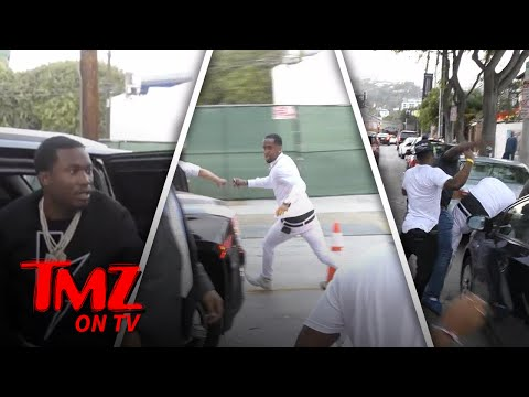 Nicki Minaj's Ex-Boyfriends – THE FIGHT!   TMZ TV