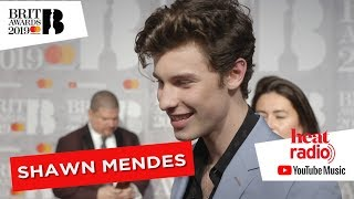 Shawn Mendes talks breaking the internet for his Calvin Klein campaign 😳
