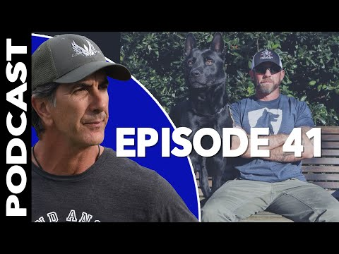 Mike Ritland Navy Seal Dogs - Warrior Dog Foundation - Podcast Episode 41