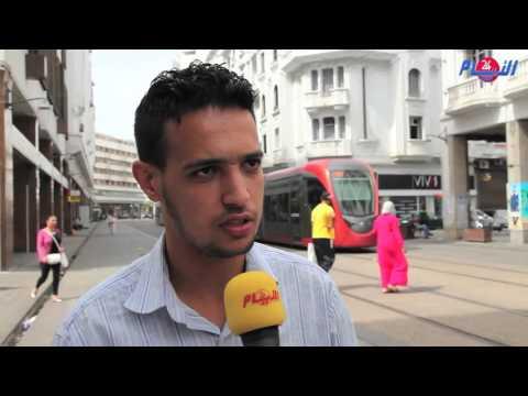بالفيديو : أطفال صغار يستعدون لتنظيم مسيرة خضراء ثانية